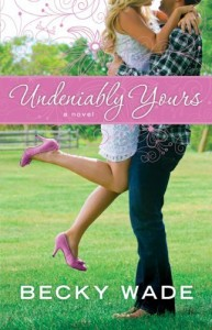 Undeniably Yours Cover Art