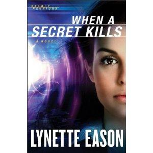 When a Secret Kills Book Art