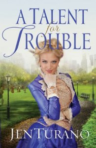 Book - A Talent for Trouble