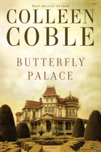 Book - Butterfly Palace