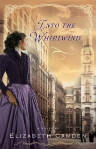 Into the Whirlwind Cover Art
