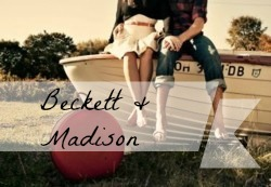 Beckett and Madison