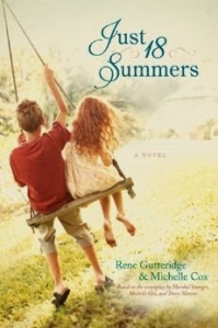 Book - Just 18 Summers, Gutteridge