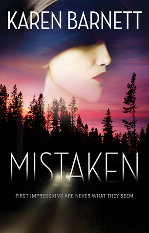 Book - Mistaken