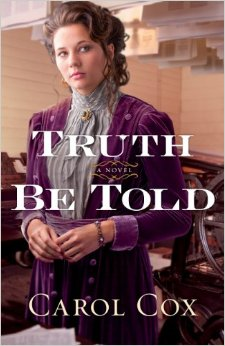 Book - Truth Be Told (Cox)