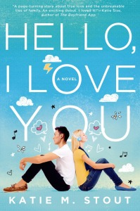 Book - Hello, I Love You