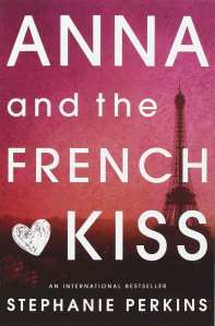 Book - Anna and the French Kiss