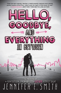 Book - Hello, Goodbye and Everything In-Between