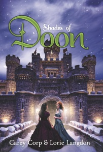 Book - Shades of Doon