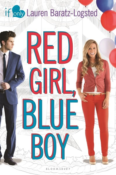 Book - Red Girl Blue Boy