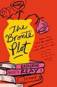 Book - The Bronte Plot2
