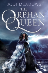 Book - The Orphan Queen (Large)