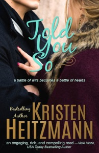 Book Told You So (Kristen Heitzmann)