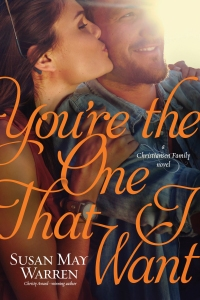 You're the One that I Want (Susan May Warren) Book