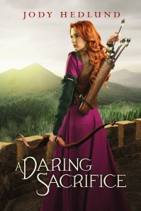 Book - A Daring Sacrifice