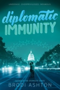 Diplomatic Immunity Brodi Ashton