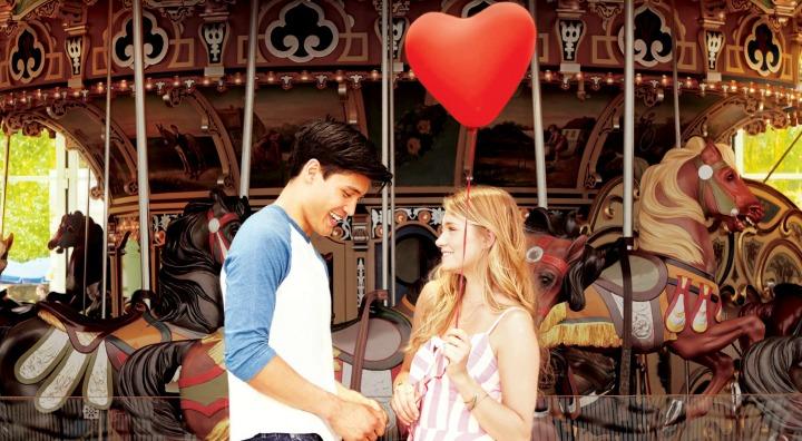 Lucky in Love Kasie West